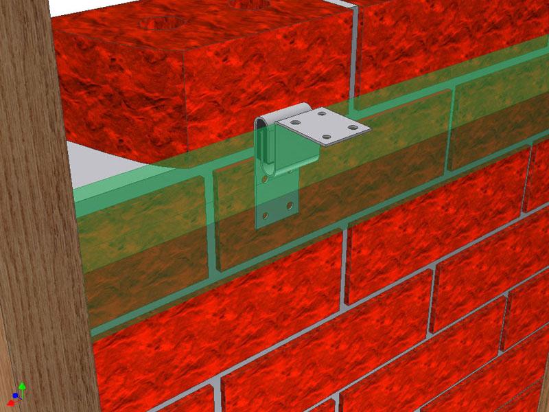 Sb03 Acoustic Wall Tie Matrix Industries Matrix