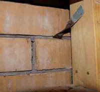 Wall Tie Rust